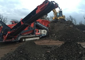Crushing and Screening Division